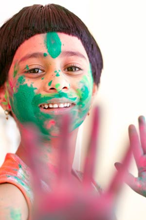 Holi Activities for Children