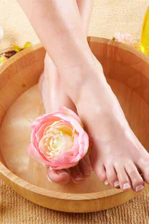Beauty Tips for Feet