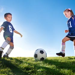 Kids should be more Physically Active