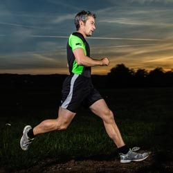 Running at Night The Latest Fitness Craze