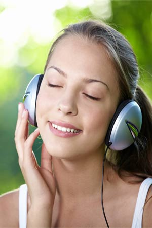 Upbeat Music can Lift Mood