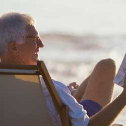 Dont Retire Early for a Long Healthy Life