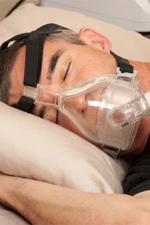 Asthma leading to Sleep Apnea