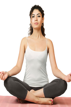 Yoga Helps Lower Blood Pressure