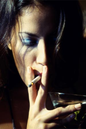 Youth following Lethal Smoking Alcohol Trend