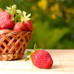 strawberry se dur kare dil ke rog