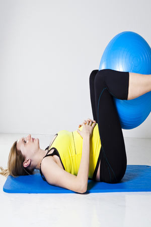 back pain exercises during pregnancy