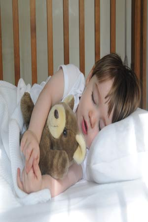 adequate sleep helps fight child obesity