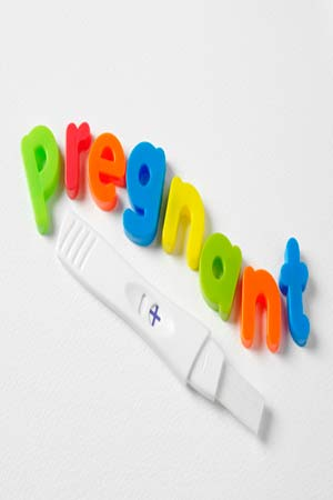 guidelines of pregnancy test