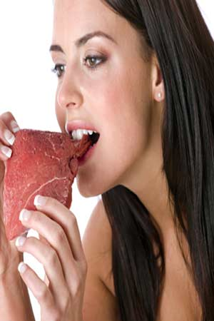 meat raise risk of diabetes