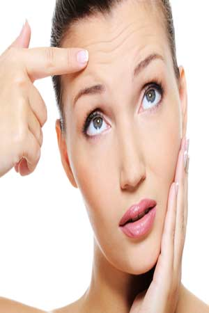 causes for wrinkels