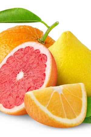 citrus fruits prevent kidney cysts