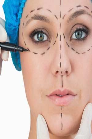 Can not Facial plastic surgery procedures