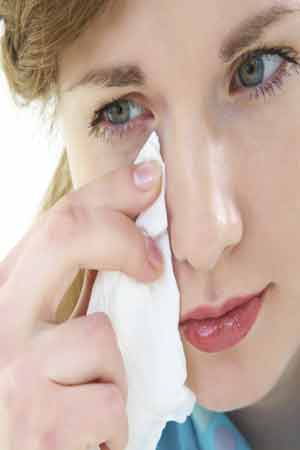 symptoms of dry eye syndrome