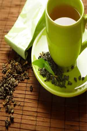 benefits of green tea in pregnancy
