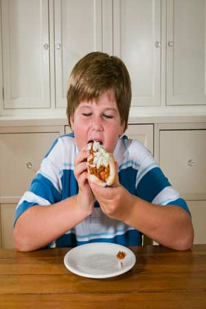 obesity may affect childs mental health