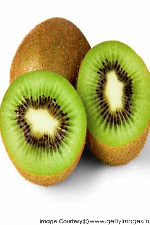 benefit of eating kiwifruit