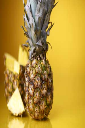 nutrition in pineapple