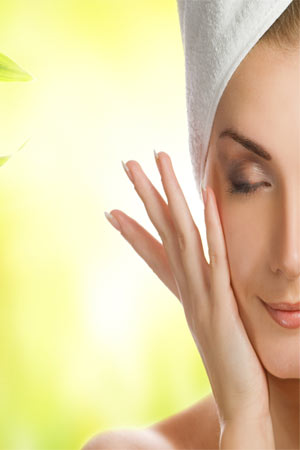 Acne scar treatment at home
