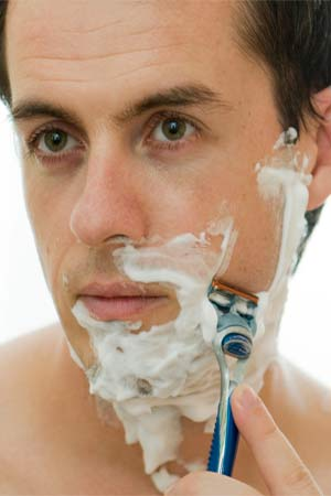 Shaving Make your Hair Grow Back Thicker