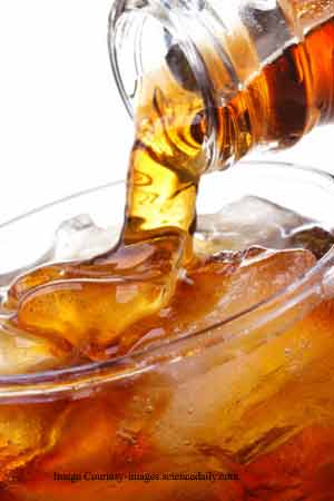 cold drink reason for kidney stone