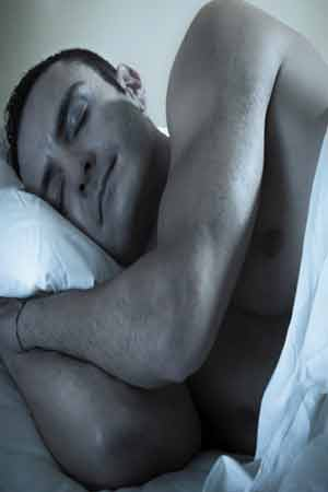 Deep Sleep Can Face Fears Well