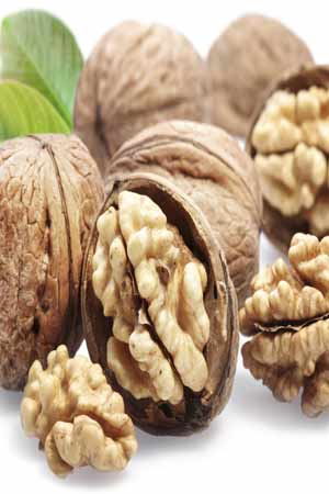 Walnuts reduces risk of diabetes and heart diseases