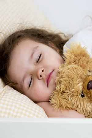 Afternoon Nap Makes Children Brainy