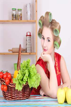 Right Diet for Hair Care
