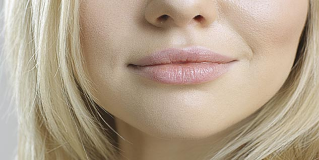 Prevention Of Wrinkling Of Lips