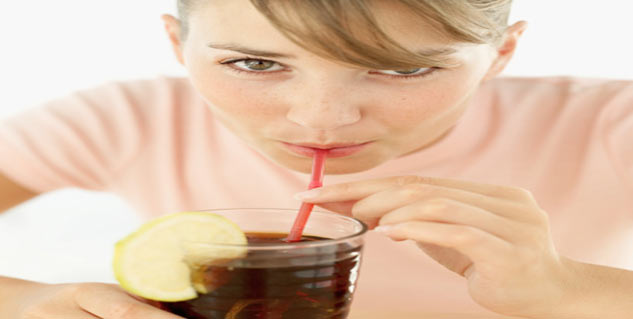 diet soda causes heart attack