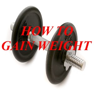 how to gain weight app