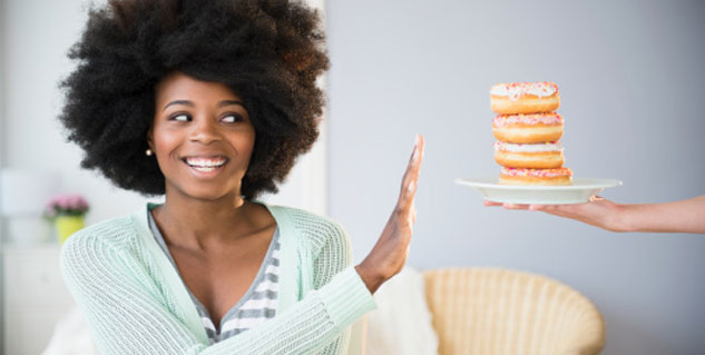 how to lose weight in five days