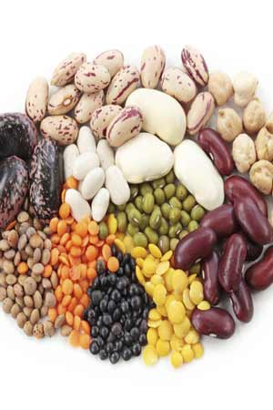 Beans and Lentils Reduces Cholesterol