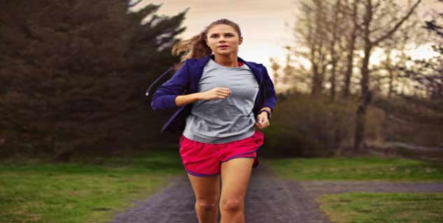 running is good for health in hindi
