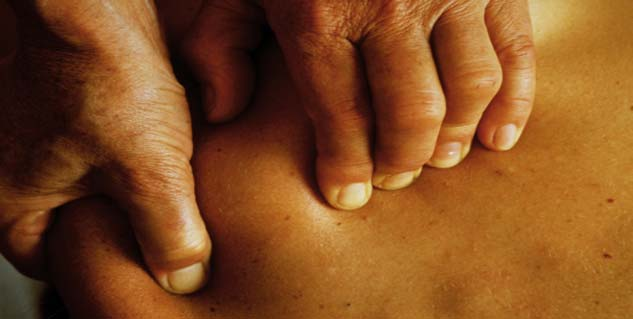 acupressure for digestion