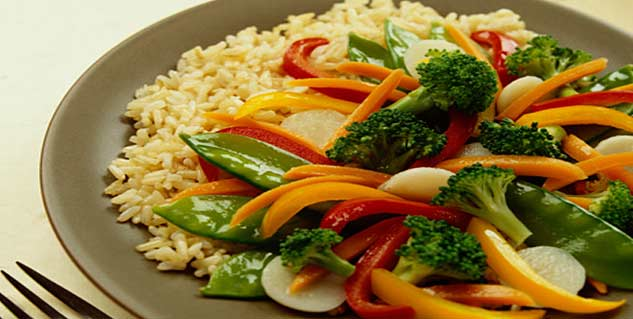 Brown Rice to cut Diabetes in Hindi