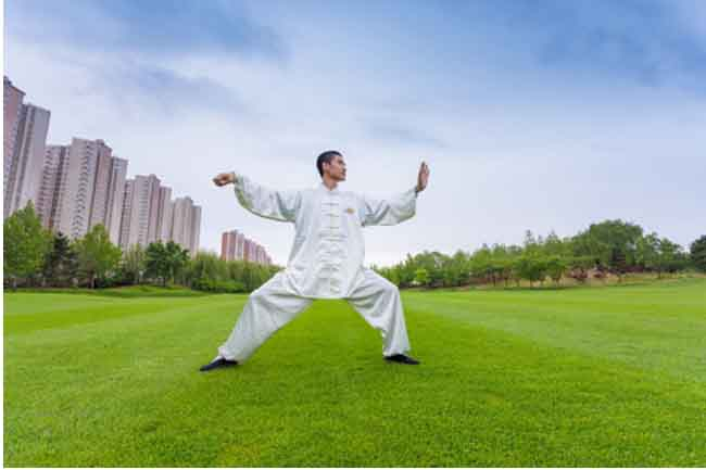 Tai-Chi in Hindi