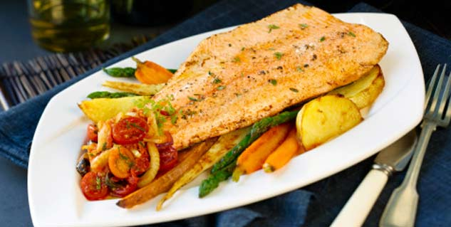 fish to help loosing weight in hindi