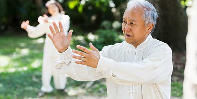Tai Chi Health Benefits