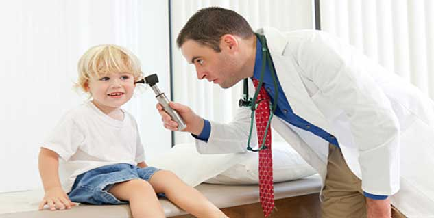 Ear Infection And Its Cure in Hindi