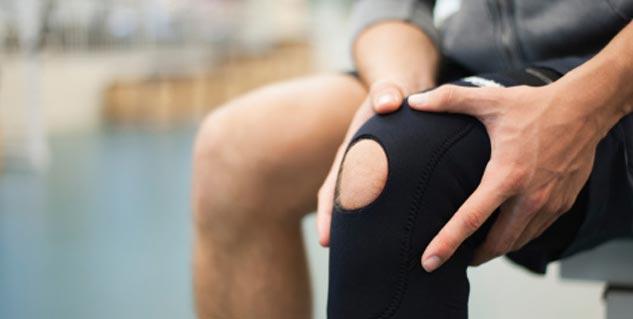 घुटने में दर्द