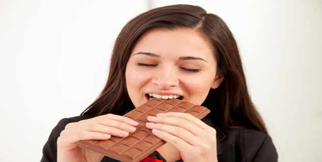 benefits of chocolate in hindi