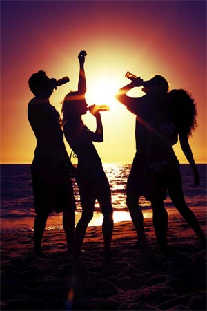 alcohol and skin cancer
