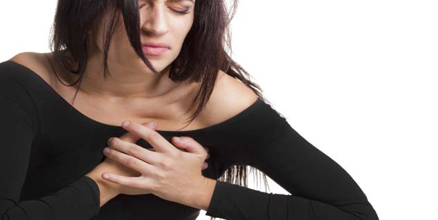 breast pain in women