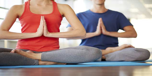 yoga pose hypertension
