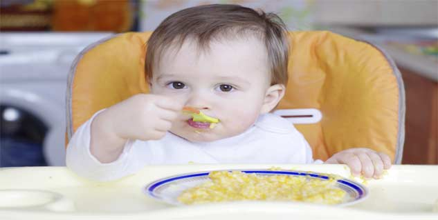 Diet for baby's brain development