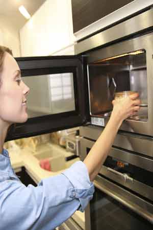 Heat Food Adequately When Using
