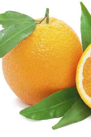 Oranges Cut Stroke Risk