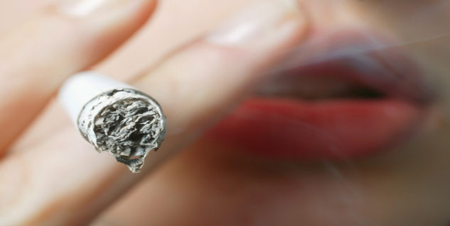 cigarette smoke and heart disease